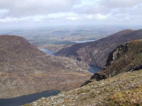 MountainViews.ie Picture about mountain Stoompa in area Mangerton, Ireland
