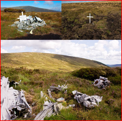 MountainViews.ie Picture about mountain Table Mountain in area Dublin/Wicklow, Ireland