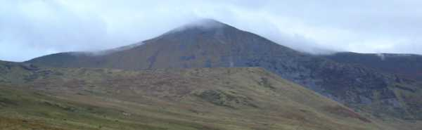 MountainViews.ie Picture about mountain Birreencorragh in area North Mayo, Ireland