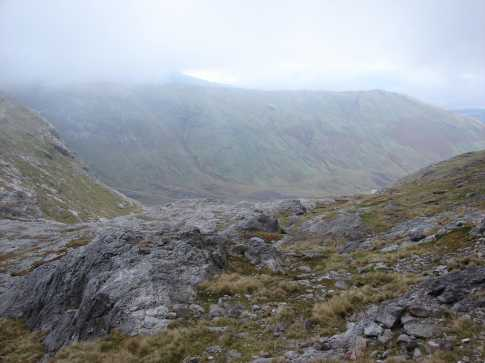 MountainViews.ie Picture about mountain Binn an tSaighdiúra in area Twelve Bens, Ireland
