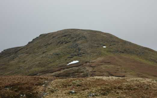 MountainViews.ie Picture about mountain Dart Mountain in area Sperrin Mountains, Ireland