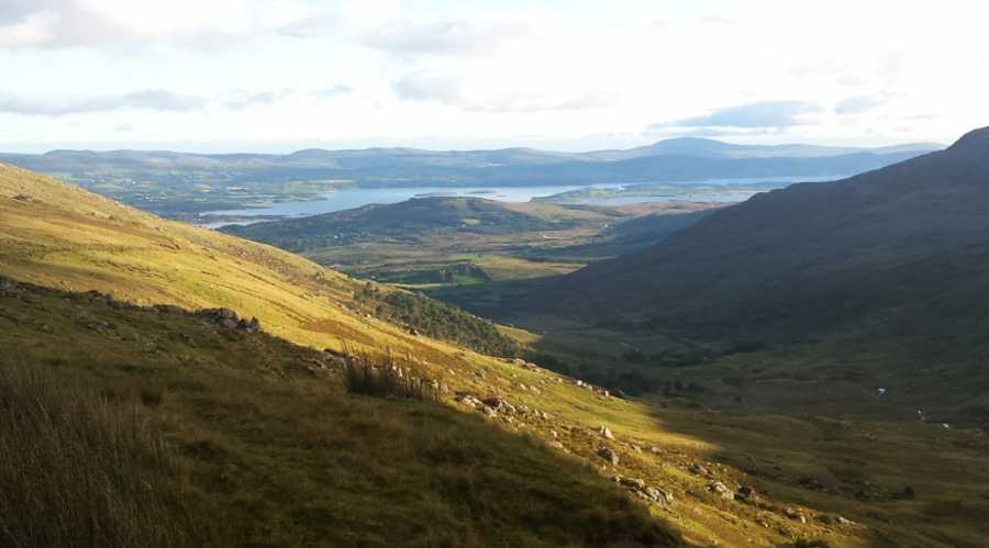 MountainViews.ie Picture about mountain Knockboy South Top in area Shehy/Knockboy, Ireland