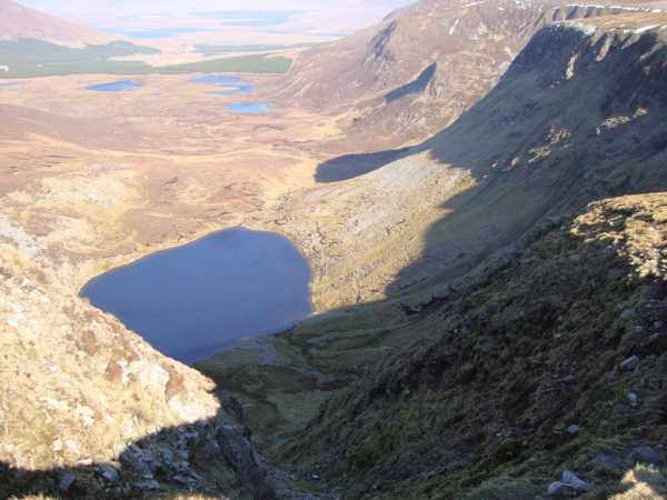 MountainViews.ie Picture about mountain Corraun Hill in area Achill/Corraun, Ireland