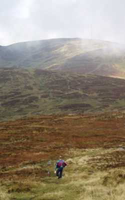MountainViews.ie Picture about mountain Clermont Carn in area Cooley/Gullion, County Louth, Ireland