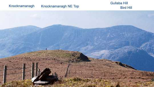 MountainViews.ie Picture about mountain Carran Far North Top in area Shehy/Knockboy, Ireland