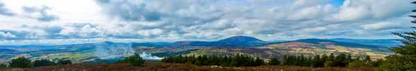 MountainViews.ie Picture about mountain Cooneen Hill in area Shannon, Ireland