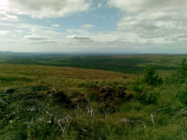MountainViews.ie Picture about mountain Cashlaundrumlahan in area Shannon, Ireland