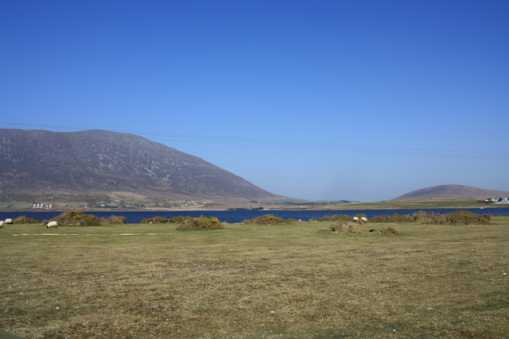 MountainViews.ie Picture about mountain Krinnuck in area Achill/Corraun, Ireland