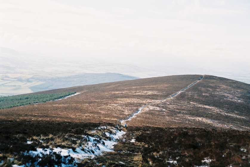 MountainViews.ie Picture about mountain Sugarloaf in area Dublin/Wicklow, Ireland