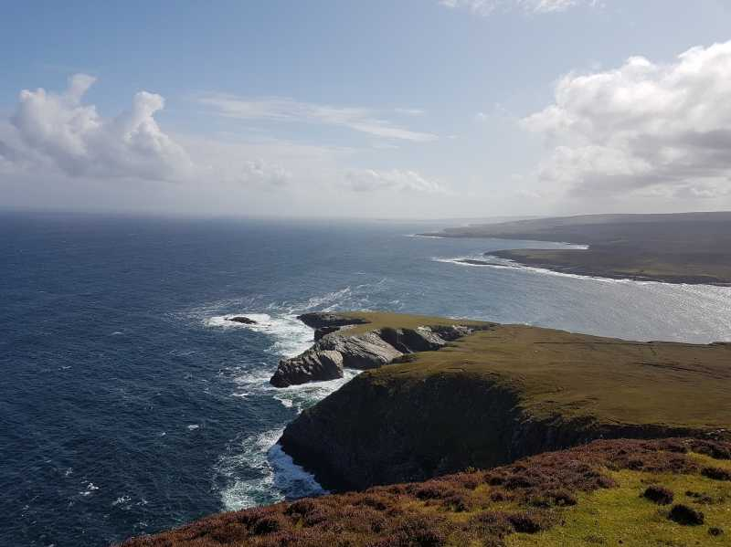 MountainViews.ie Picture about mountain Horse Island in area Mayo Islands, Ireland