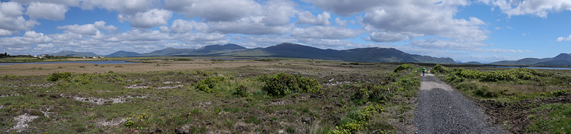 MountainViews.ie Picture about mountain Rossnafinna Island in area Mayo Islands, Ireland