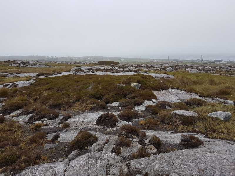 MountainViews.ie Picture about mountain Oileán Gharmna in area Galway Islands, Ireland