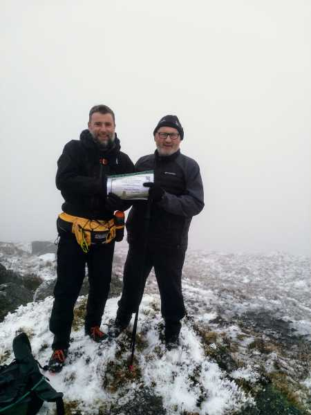 """Meanwhile somewhere in the Comeraghs........"" from jackill Contract pics"