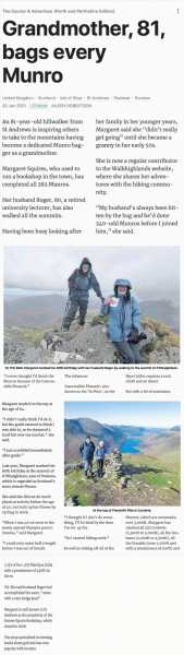 """At the summit of A�Mhaighdean."" from Colin Murphy Contract pics"