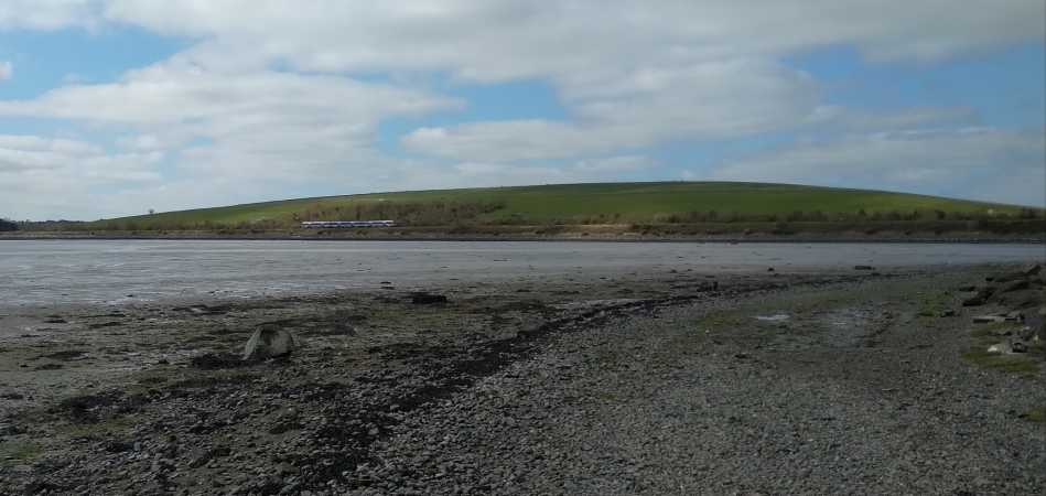 """The new hill at Rogerstown estuary, Lusk"" from Pepe Contract pics"