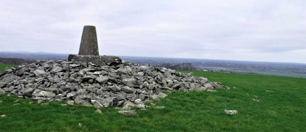 """Big Trig looking South over Kidare"" from eamonoc Contract pics"
