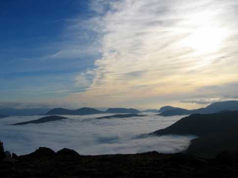 """Taken from Purple Mountain, Killarney"" from johnvbrennan Contract pics"