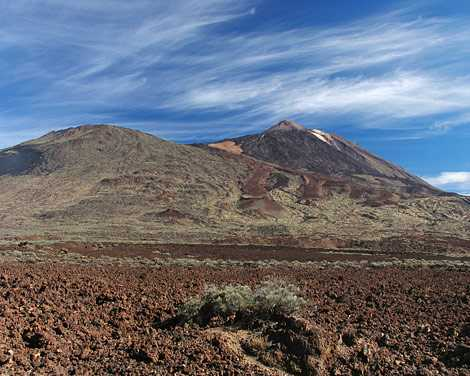 """Pico del Teide, Tenerife"" from simon3 Contract pics"