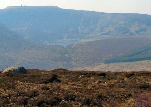 """Turlough Hill & Lough Nahanagan from Brockagh"" from tgormley Contract pics"