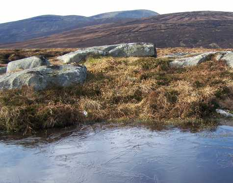 """Carrigvore Summit Pond (with bottle)"" from tgormley Contract pics"