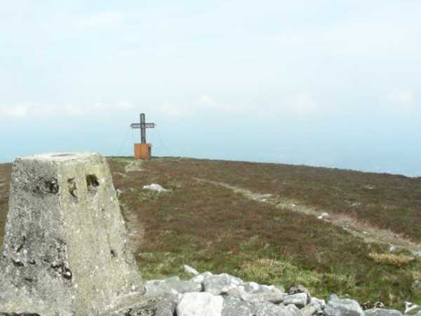 """Brandon Hill, Highest Point in Kilkenny"" from wicklore Contract pics"