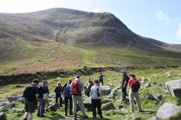 """Heading for Donard"" from wicklore Contract pics"