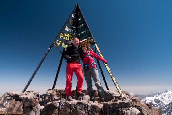 """The summit of Jebel Toubkal, Atlas Mountains"" from kernowclimber Contract pics"