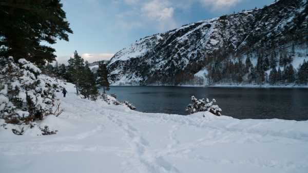 """Glendalough Upper Lake"" from mcrtchly Contract pics"