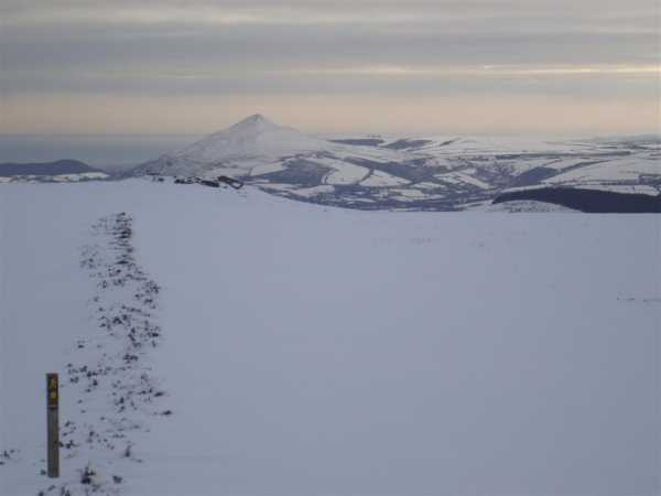 """Towards Sugar Loaf"" from Tom Milligan Contract pics"