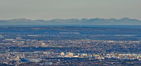 """Mournes and Dublin View."" from simon3 Contract pics"