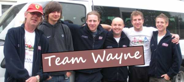 """The unlucky Team Wayne"" from wicklore Contract pics"