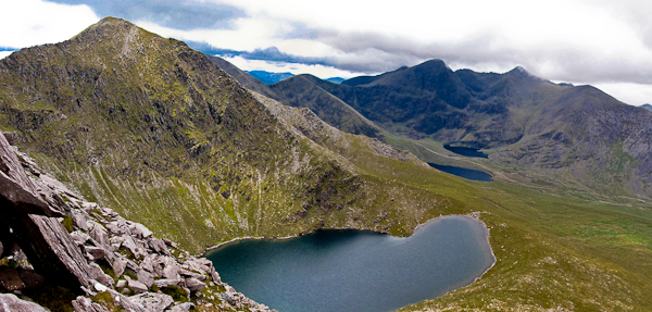 """From Cruach Mhor to Carrauntoohil"" from jackill Contract pics"