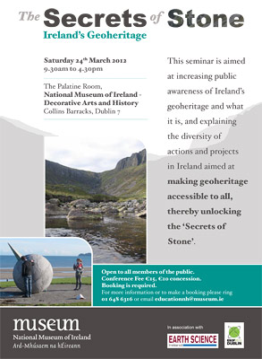 """Irelands Geoheritage Seminar"" from simon3 Contract pics"
