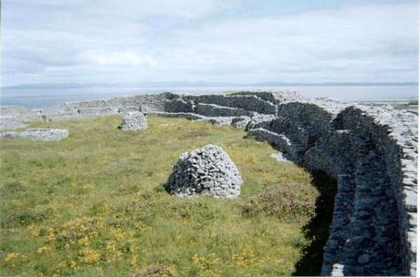 """A ringfort in Galway"" from wicklore Contract pics"