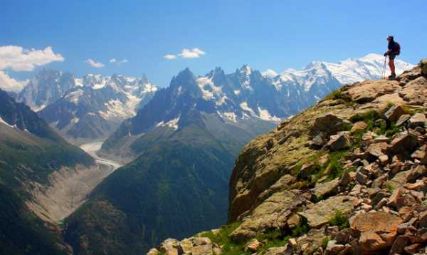 """Mt Blanc and the Grandes Jorasses July 2012"" from scannerman Contract pics"
