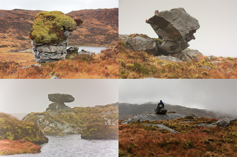 """Just a few of the perching stones of the Dromderalough ridge."" from simon3 Contract pics"