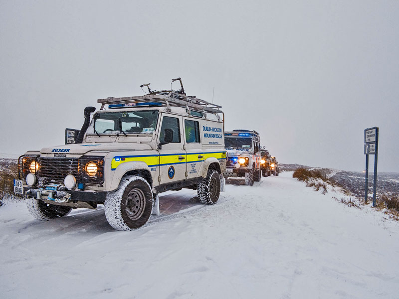 """Snow at the Sally Gap, Wicklow Mountains 2013"" from simon3 Contract pics"