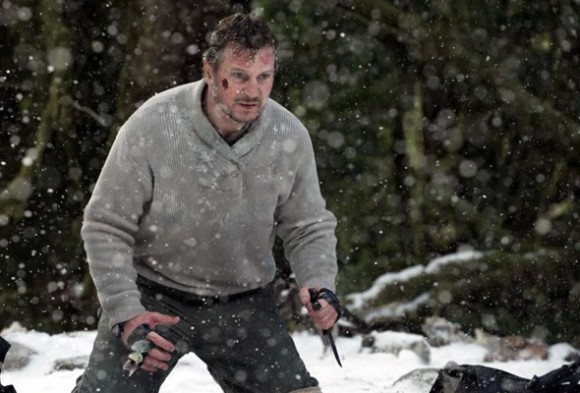 """Liam Neeson set to take up Guiding along the Wicklow Way!"" from Trailtrekker Contract pics"