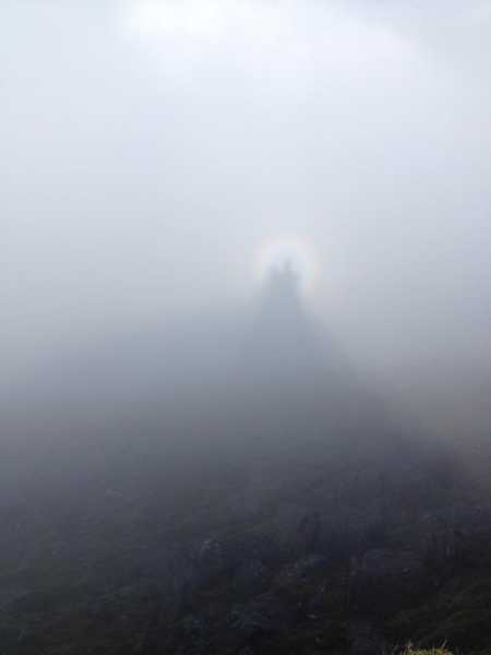 """Brocken Spectre"" from GSheehy Contract pics"