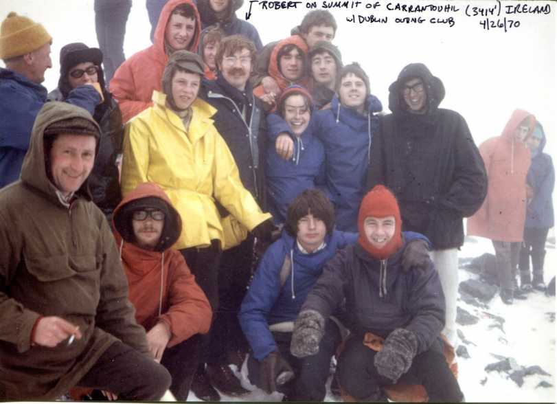 """Carrauntoohil in 1970"" from simon3 Contract pics"