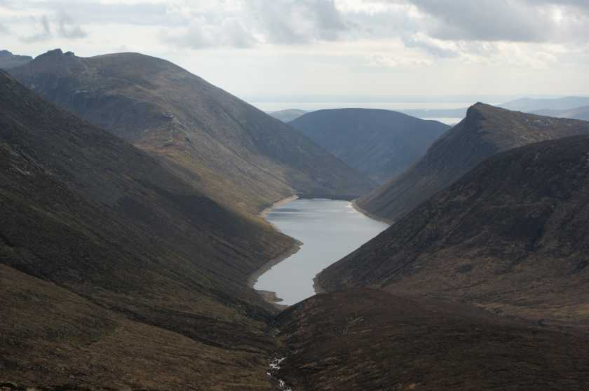"""Ben Crom Reservoir"" from Peter Walker Contract pics"