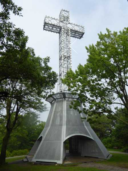 """Croix de Mont Royal"" from Colin Murphy Contract pics"