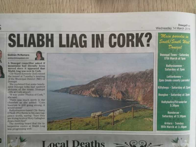 """From the Donegal Post"" from jackill Contract pics"