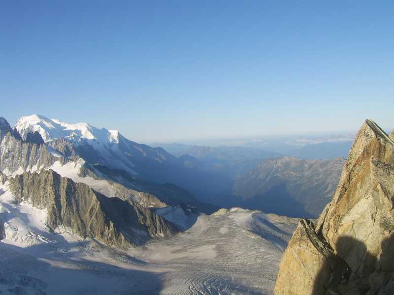 """Looking to Mont Blanc"" from jackill Contract pics"