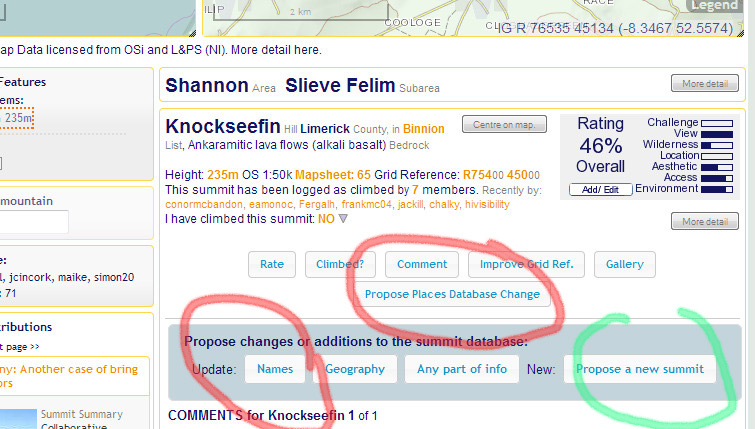 """Click the appropriate buttons to propose a new summit."" from simon3 Contract pics"