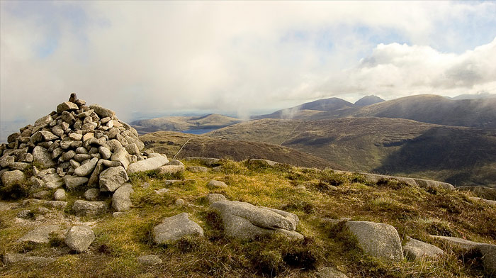 Eagle Mountain, Mournes