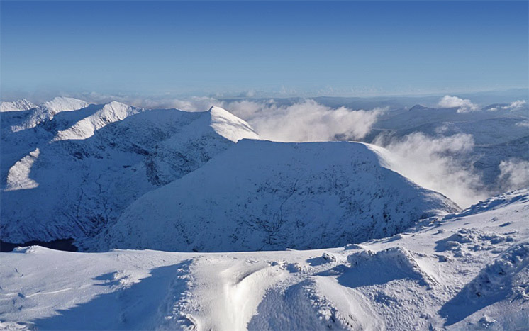 Reeks Panorama from Ben Quinn