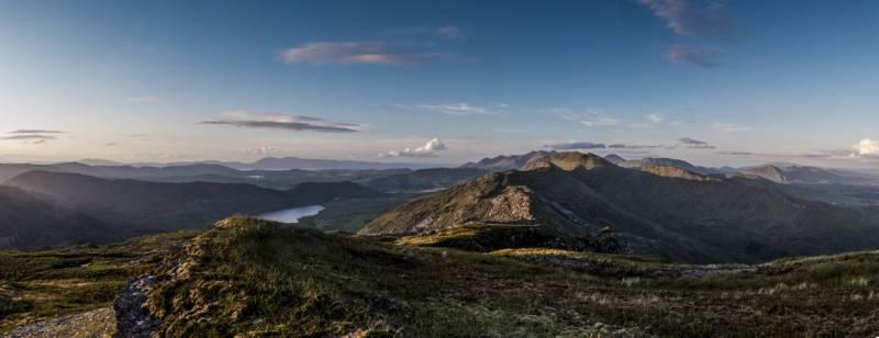Dunkerron's Panorama