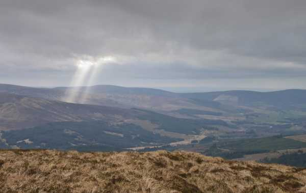 MountainViews.ie Picture about mountain Stoney Top in area Dublin/Wicklow, Ireland