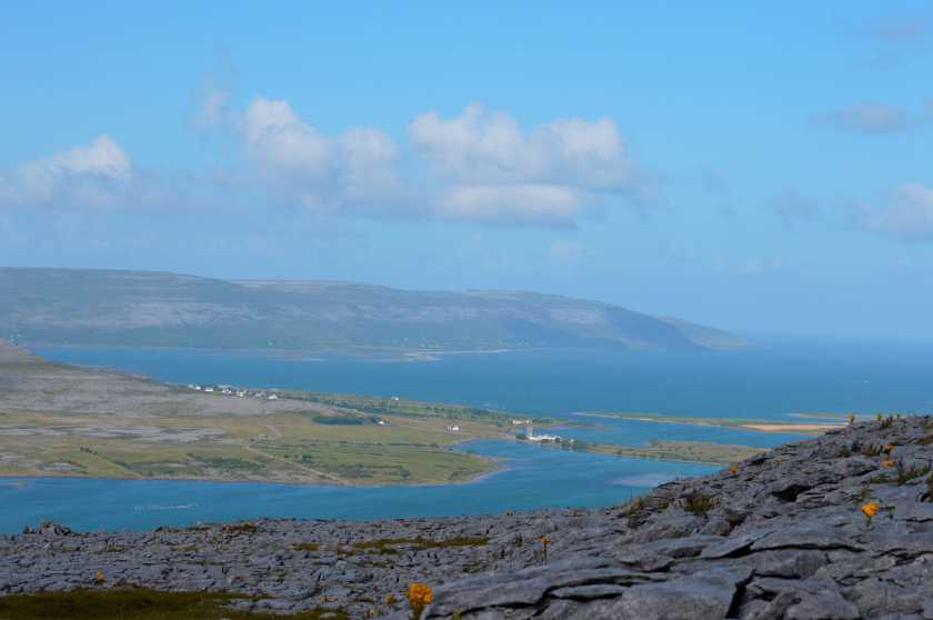 MountainViews.ie Picture about mountain Abbey Hill in area West Clare, Ireland